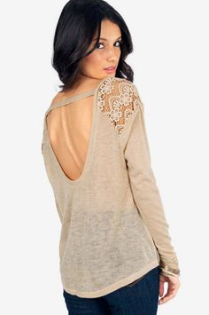 Great Lace Top $42   http://www.tobi.com/product/49983-tobi-great-lace-top?color_id=66926_medium=email_source=new_campaign=2013-06-13