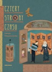 Cztery strony czasu - Ryms - kwartalnik o książkach dla dzieci i młodzieży
