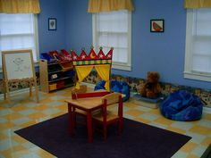 """The BRACAC is blessed with a large, spacious facility that has been especially designed to make children feel comfortable and safe when meeting with investigators and other members of the multidisciplinary team. The service areas are """"home like"""" rather than clinical to further minimize a child's feeling of """"going through the system."""""""