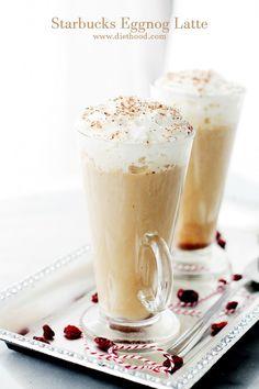 Starbucks Eggnog Latte Recipe on Yummly. @yummly #recipe