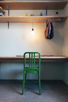 Maison des Érables par Atelier Barda, Montréal, Québec. Photo : Max Riché. Source : Atelier Barda.