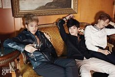 [PIC] 140819 Vogue Girl Magazine September Issue : Behind Cut - #인피니트 Dongwoo, Myungsoo, Sungjong pic.twitter.com/GP6ZmCzHDy