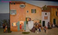Une belle maison au village provençal miniature de Grignan dans la drôme provençale