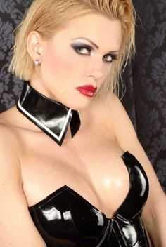 Latex Demonia Deluxe Basque - Inner Sanctum Latex