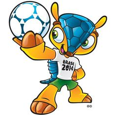 2014 FIFA World Cup Brazil - Official Mascot