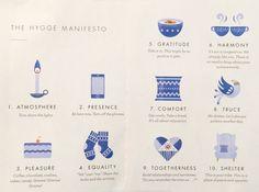 The hygge manifesto.