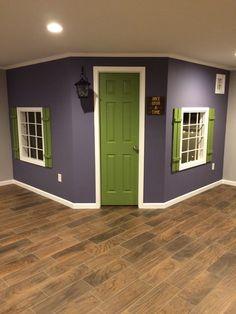 Built-in playhouse. Indoor playhouse. #indoorplayhouse #indoorplayhouseideas #indoorplayhouseplans