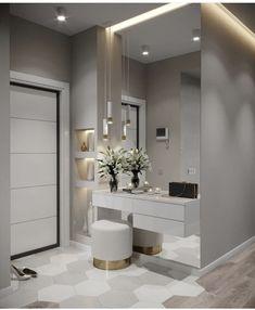 Salle de bain magnifique💍💍💍 - #bain #de #lumineux #magnifique #Salle