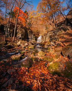 ***Кравцовские водопады // Kravtsovskie waterfalls (near Vladivostok, Russia) by EGRA