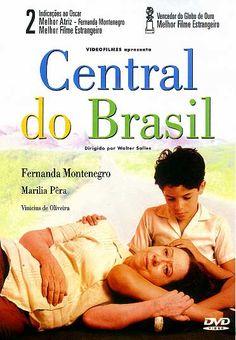 FERNANDA MONTENEGRO participou do filme Central do Brasil