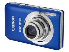 Canon IXUS 115 HS review | With a backlit sensor and full HD movie recording inside a slim metal body, Canon's IXUS 115HS sounds like the ideal take-anywhere compact that can be relied upon for quality results Reviews | TechRadar