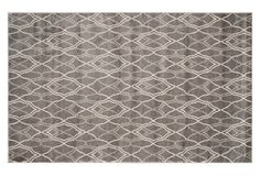 One Kings Lane - Claus Outdoor Rug, Gray