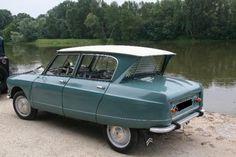 1961 Citroën Ami 6 Berlina