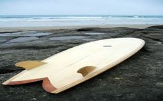 Surfer Turns Beach Trash Into Surf Boards