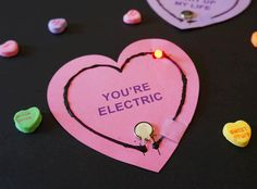 electric valentine shows