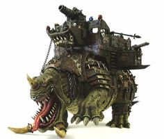 Next thing to expand my Ork army with.. >:-)