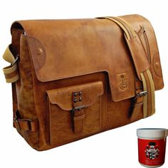Rodeo, Leather Briefcase, Messenger Bag, Satchel, Bags, Fashion, Accessories, Leather Bag, Fashion Trends