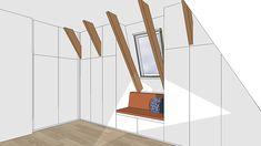 Maatwerk ontwerp voor meubels in 3D   Interieur design by nicole & fleur Design