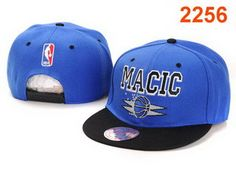 Mitchell & Ness NBA Orlando Magic Blue Black Snapbacks 32 To Take