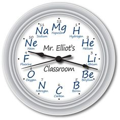 or Science teacher