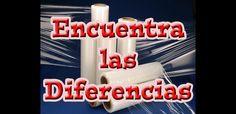 Película Stretch Manual: Encuentra las Diferencias