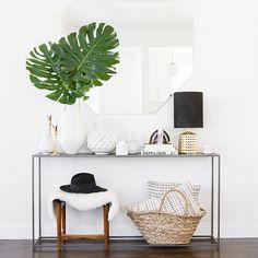 5 essentiële items voor een functionele mooie hal
