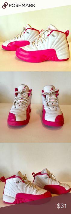 Girls Jordan's sneakers Girls used Jordan's sneakers Air Jordan Shoes Sneakers