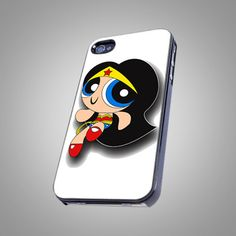 Wonder Woman - Comics Characters - Design - iPhone 4 / 4S Case, iPhone 5 Case, Cover