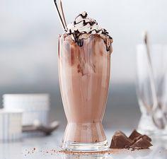 World's Best Malted Milkshake