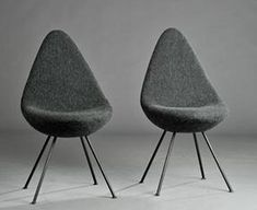 arne jacobson - the drop chair