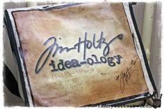 tammytutterow   tim holtz messenger bag giveaway