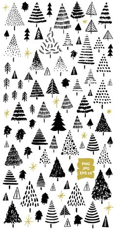 New Christmas Tree Design Graphic Wrapping Papers Ideas Christmas Tree Design, Christmas Art, Christmas Wreaths, Christmas Decorations, Christmas Tree Pattern, Simple Christmas Tree Drawing, Christmas Tree Graphic, Tree Illustration, Christmas Illustration