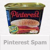 Beware Of Pinterest Spam