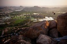 Seize The Moment, Parkour Photographs by Andy Day