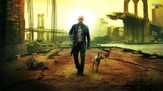 movies post-apocalyptic Will Smith I Am Legend - Wallpaper ( / Wallbase. Famous Movies, Hd Movies, Movies Online, The Smiths, I Am Legend, Best Zombie Movies, Will Smith Movies, Post Apocalypse, Movie Wallpapers