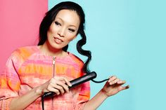 4 Things You Didn't Know You Could Do With A Flat Iron #Refinery29