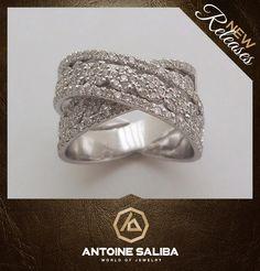 Diamond Ring 18kt Gold
