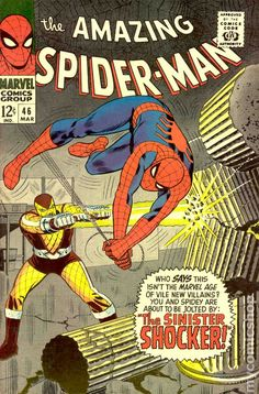 the amazing spider man 46 comic - Google Search