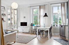 Гостиная студио #Living_Room