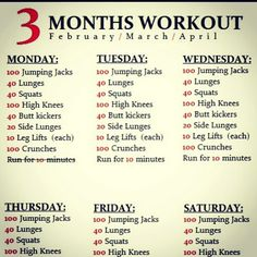 daily fitness plan thevillas co