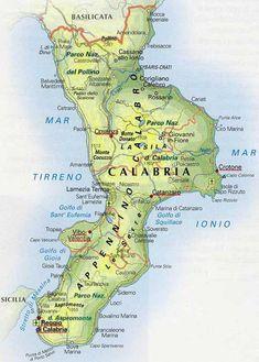Cartina Regione Calabria Da Stampare Pieterduisenberg