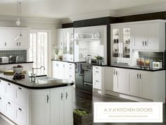 Made to Measure Replacement Kitchen Doors and Drawers by avhkitchendoors