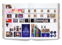 Creative Review - Graphic design for the Elms Lesters Painting Rooms