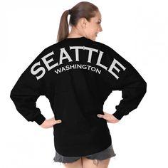 Seattle Washington Spirit Football Jersey®