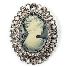 Cameo jewellery is truly classic and timeless in its appeal, so this stunning pin will make a great gift or give-a-way for Mothers Day. Description from dealnay.com. I searched for this on bing.com/images