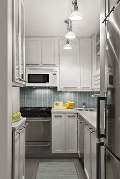 Small Home Kitchen Design photo