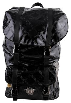 60e111943ace Versace   Gianni Backpack 35% off retail