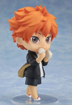 Haikyuu!! - Hinata Shouyou - Karasuno High School Volleyball Club's Jersey Ver. - Nendoroid - Orange Rouge (Aug 2015) - SD-Figuren / Nendoroids - Japanshrine | Anime Manga Comic PVC Figur STatue | Chibi SD