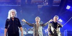 Rock royalty humbleness @drbrianmay #toronto #queenandadamlambert pic.twitter.com/sfvdpOhCYF