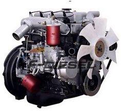 F4L913 Diesel Engine